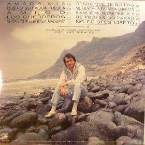 Jose Luis Perales Sueno de Libertad SEALED RARE 1987