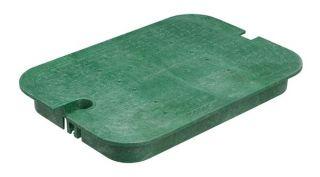 Lid Green Rectangular Irrigation Valve Sprinkler Cover 53222
