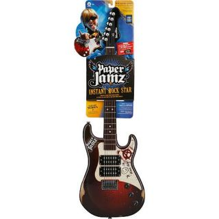 WOW Wee Paper Jamz Guitar Series II Style 2 Bul Guitar Play Like A Pro