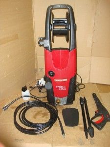 Craftsman 1700 PSI 1 3 GPM Electric Pressure Washer