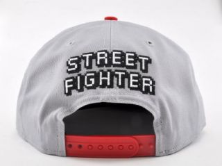 Street Fighter New Era Ryu Bit 9Fifty Snapback Cap