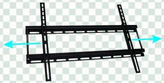 Plasma LED LCD TV Wall Mount Bracket Tilt Flat Panel 32 37 42 46 47 50
