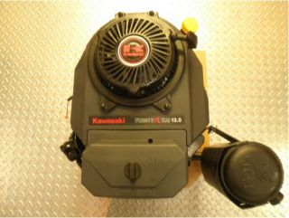 13HP Kawasaki FH381V DS21 Engine w Muffler Zero Turn Lawn Mower