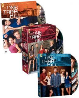 One Tree Hill Complete Seasons 1 2 3 DVD First New