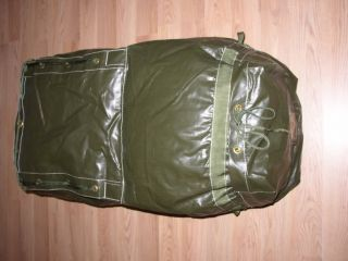 Waterproof Military Duffle Bag New Extra Large OD Green
