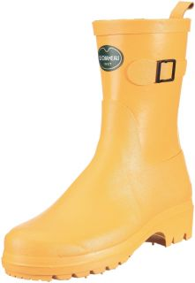 130 Le Chameau Womens Low Boot Lady Rain Boot Mango 7M US