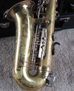 Vito LeBlanc Alto Sax Saxophone