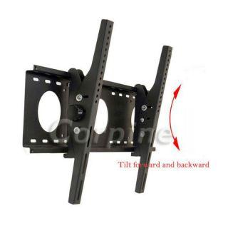 LCD LED TV Tilt Wall Mount For Most 27 32 37 40 42 46 50 52