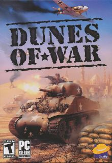 Dunes of War Tank Warfare Combat Simulation PC Game New