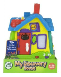 My Discovery House Childrens Educational Learning Toys