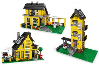 You are looking at Lego Creator: Beach House #4996