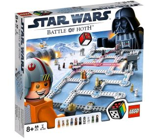 Lego Games 3866 Star Wars The Battle of Hoth Brand New Boxed