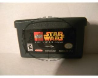 Lego Star Wars The Video Game Nintendo Game Boy Advance 2005