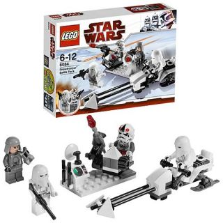 Lego Star Wars 8084 Snowtrooper Battle Pack Free Pic