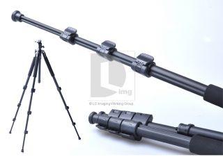 Pro FANCIER WF 3642B Tripod w/Ball Head 1335mm fr DSLR Canon Nikon+