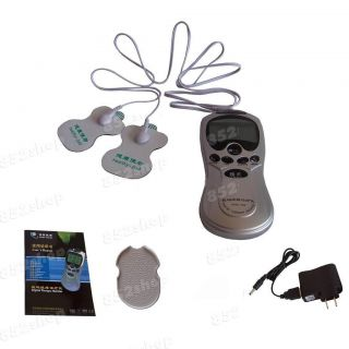 Therapy Acupuncture Body Head Neck Hand Leg Massager Machine