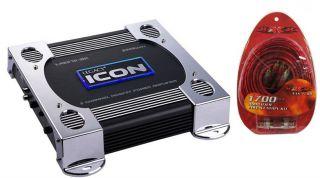 Legacy 2000 Watt 2 Channel Car Stereo Amplifier Amp Kit