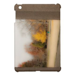 Autumn Leavess Photo iPad Mini Case