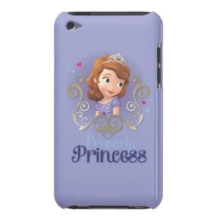 Sofia: Properly Princess iPod Touch Cases