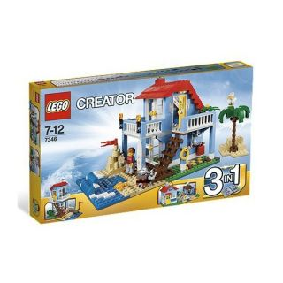 Lego CREATOR 7346 SEASIDE HOUSE Set OUT OF STOCK At LEGO!! NEW FACTORY