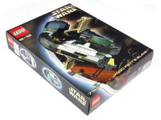 LEGO 7153   Star Wars   Jango Fetts Slave I   2002   MISB   NEW
