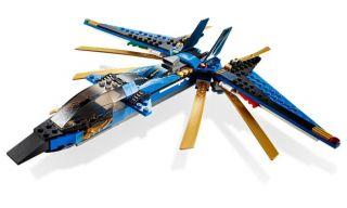 Lego® Ninjago® Jays Storm Fighter Jet Airplane 9442