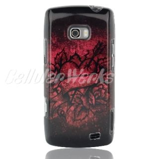 Cell Phone Cover Case for LG VS740 Ally/Apex/Axis (US Cellular,Verizon