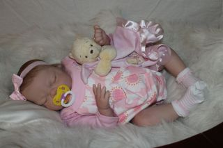 Adorable Reborn Cindy Musgrove Libby Baby Girl Bountiful Baby