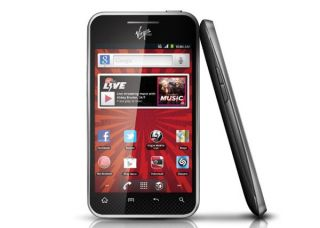 LG Optimus LS696 Elite Black Virgin Mobile Smartphone New in SEALED