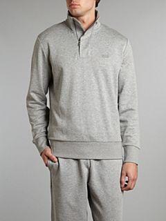 Homepage  Men  Tops & T Shirts  Hugo Boss Zip up sweat shirt