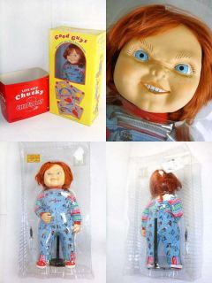 Childs Play2 Chucky lifesize 2005y version Good Guys Doll Limited