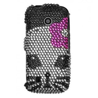 Crystal DIAMOND Rhinestone BLING Case for LG COSMOS TOUCH VN270 Jewel
