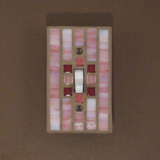 USA Handmade Single Toggle Light Switch Cover Wall Plate Switchplate