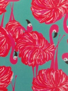 Lilly Pulitzer iPhone 4 4S Gimme Some Leg Flamingo Mobile Cell Phone