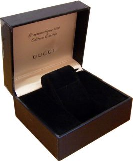 Authentic Gucci Limited Edition Watch Box