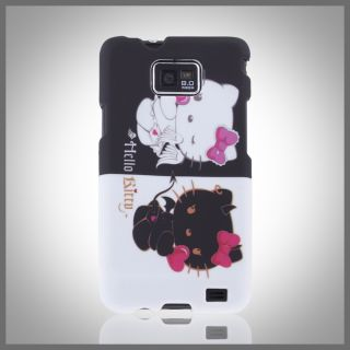 Cellxpressions™ Hello Kitty Angel Devil Case Cover Samsung Galaxy s