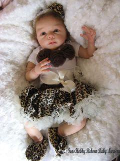 Adorable Artist Reborn Doll Baby Girl Lila ~ Romie Styrdom ~ SonsHobby