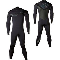 ONeill Psycho RG8 4/3 Full Suit Black X Large Wetsuit (p/n 3646 A05 XL