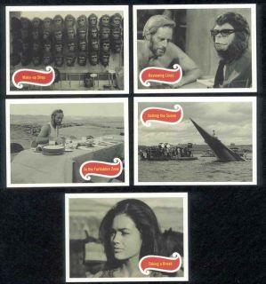 Planet of the Apes Set Linda Harrison Autograph & Cornelius/Zaius