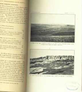 The Lignite Field of Northwestern South Dakota (USGS Bulletin 627