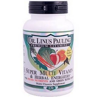 Irwin Dr Linus Pauling Super Multi Vitamin 120 Caplets