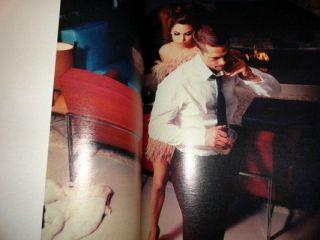 Brad Pitt Angelina Jolie Lily Cole Jasper Johns Steven Klein