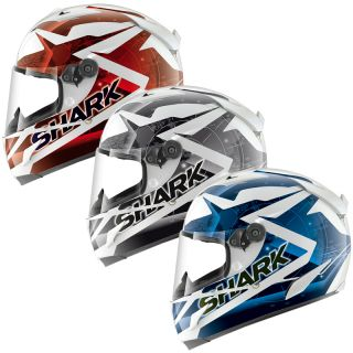 Pro Kundo Lightweight Racing Full Face Motorcycle Crash Helmet