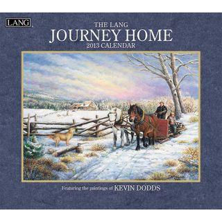 Journey Home 2013 Wall Calendar 0741242095