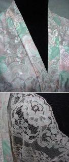 Lucie Ann II Peignoir Set Robe Nightgown Valentines Gift Medium