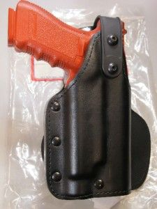 K377 G17 G&G Paddle Gun Holster GLOCK 17 22 & M3 Tactical Light or