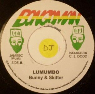 Roots 45 Bunny Skitter Lumumbo Kenny Graham Bongo Chant Listen
