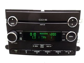 08 Ford F 150 F150 Lincoln Mark Lt Radio Stereo 6 Disc Changer  CD