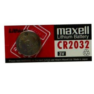Maxell MCR2032 Lithium 3V Coin Cell Battery DL2032 Fast SHIP