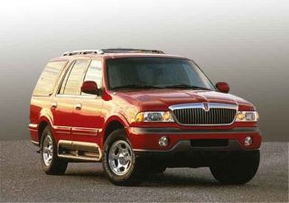 Lincoln Navigator 1998 1999 Service Repair Manual